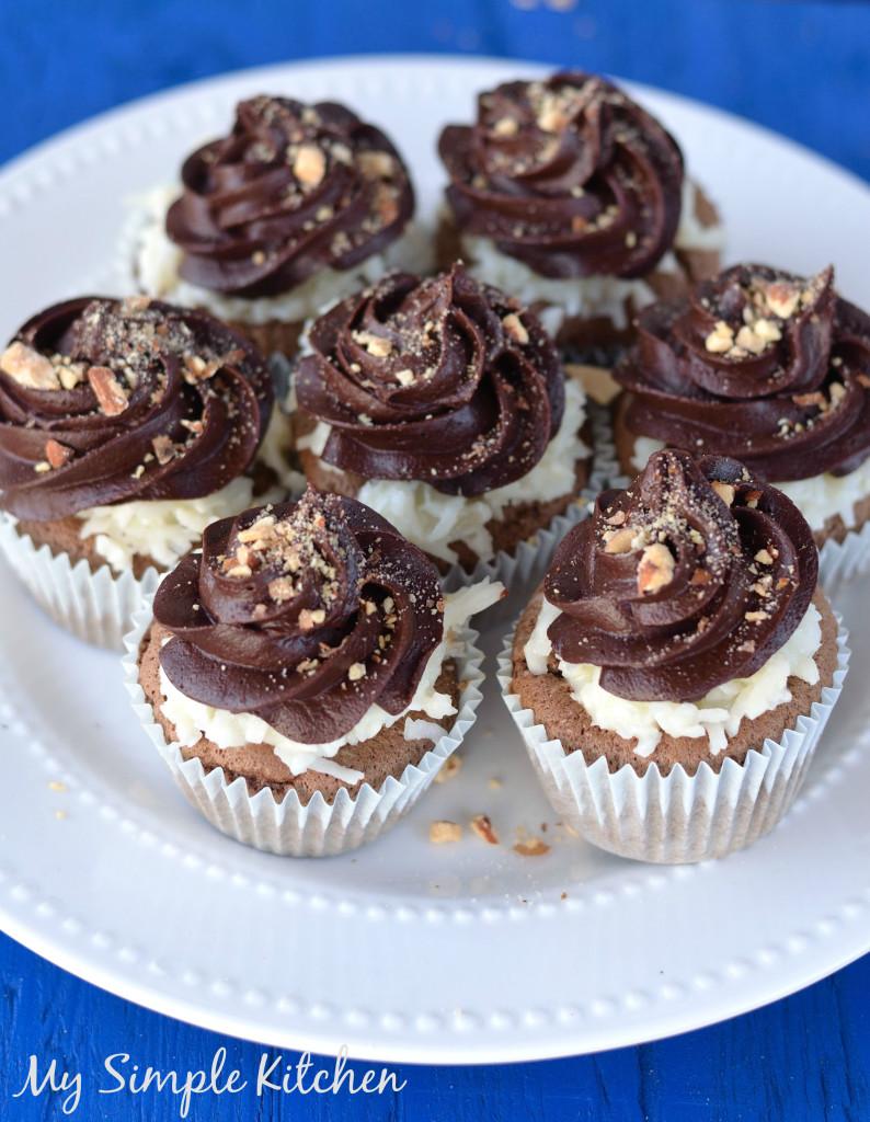 Almond Joy Cupcakes2